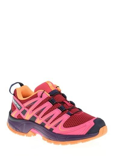 Salomon Outdoor Ayakkabı Pembe
